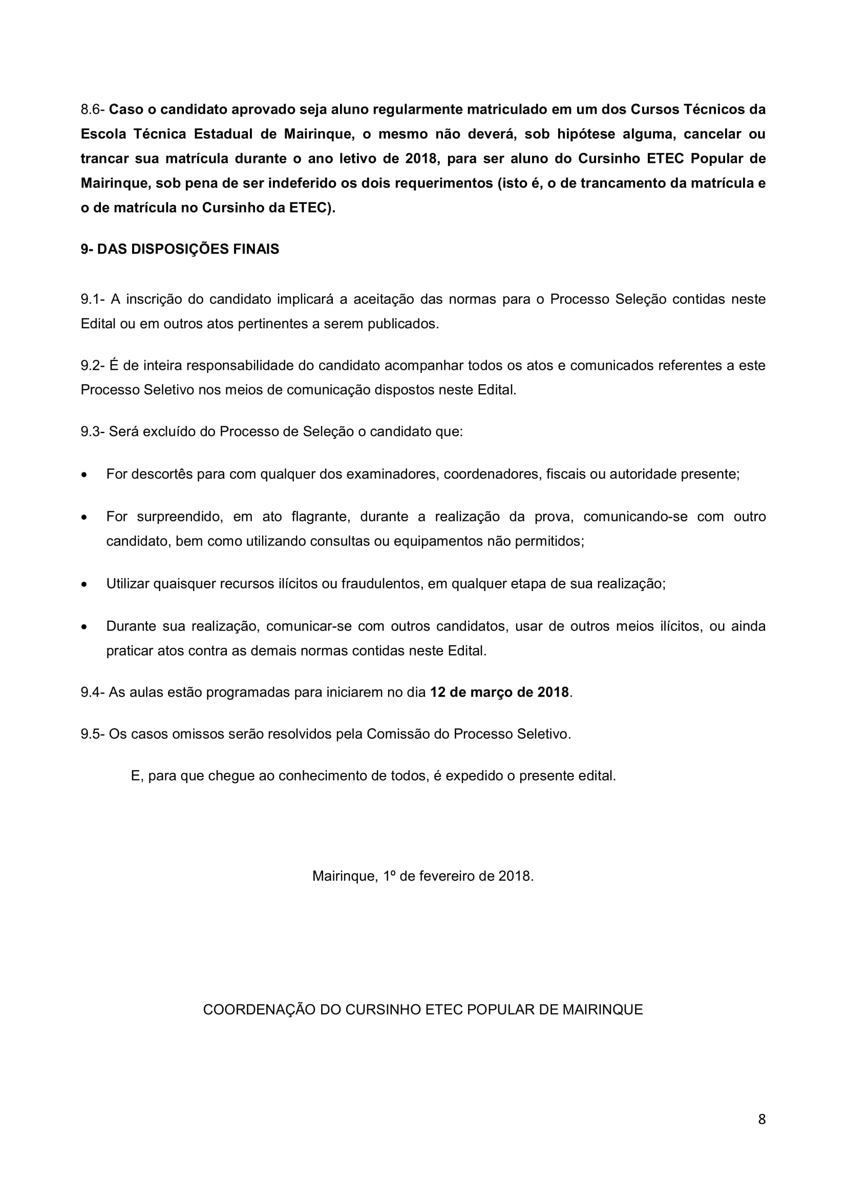 Edital Cursinho MK 2018-8